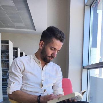 Mehmet, 21, Antakya, Turkey