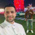 Mohamed Naciri, 30, Dubai, United Arab Emirates