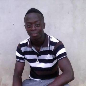 Emmanuel Awusi, 29, Accra, Ghana
