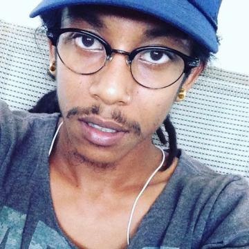 Caleb Samaroo, 25, Port-of-spain, Trinidad and Tobago
