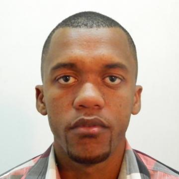 David Nkombo, 31, Lusaka, Zambia