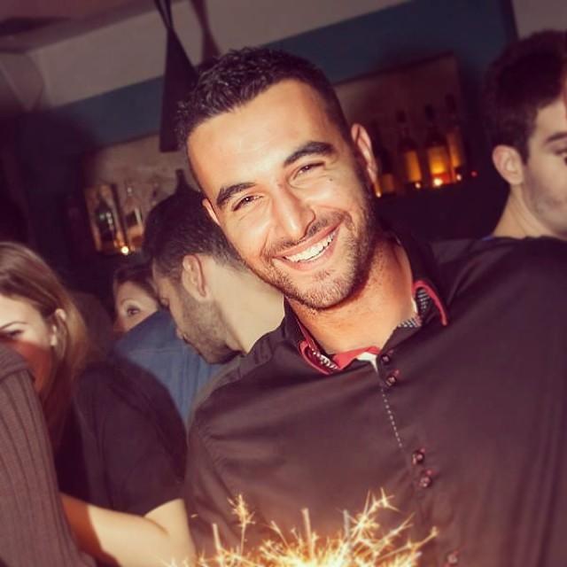 El-Marios Ismailov, 30, Athens, Greece