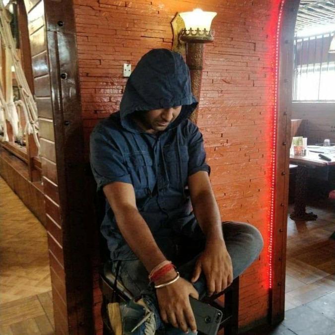 Alok Jauhari, 29, Bangalore, India