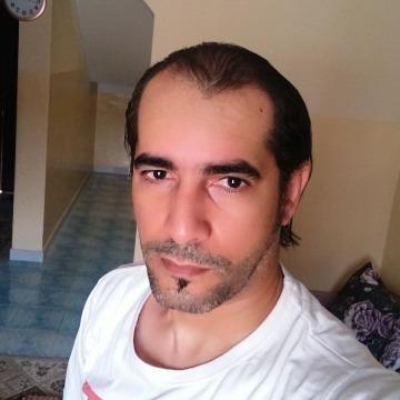Leopard Wright, 42, Muscat, Oman