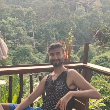 Chinmay, 25, New Delhi, India