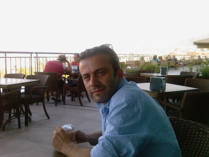cenk idris, 40, Denizli, Turkey