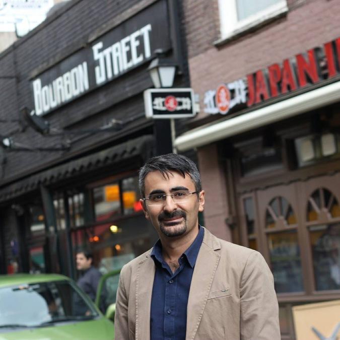 Ergün, 36, Istanbul, Turkey