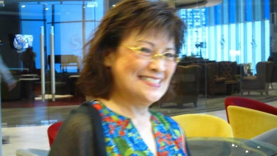 Ada See, 67, Binan, Philippines