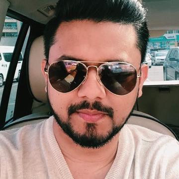 Lucky Khan, 32, Dubai, United Arab Emirates