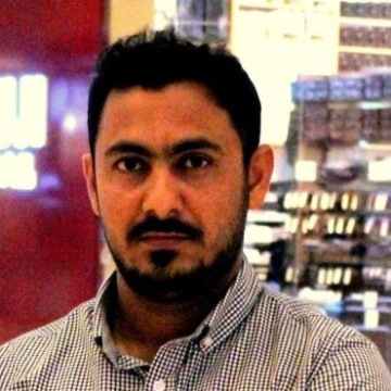 Asif Ahmed, 31, Abu Dhabi, United Arab Emirates