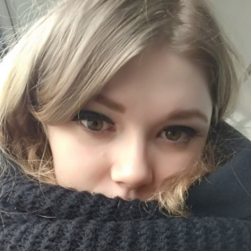 Анастасия, 21, Kharkiv, Ukraine