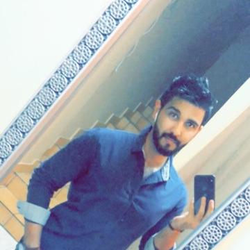Mohammed GH, 25, Jeddah, Saudi Arabia
