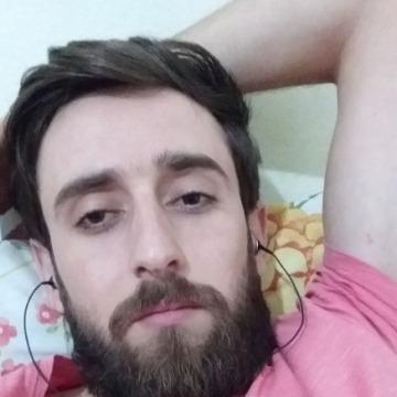 Ahmad, 30, Istanbul, Turkey