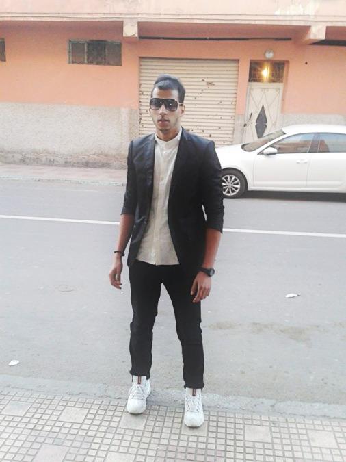 Mobarak Jr, 25, Agadir, Morocco