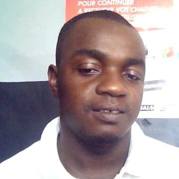 Ibrahim Kone, 35, Abidjan, Cote D'Ivoire