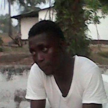 Tony Guzeh, 31, Monrovia, Liberia