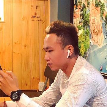 James, 25, Ho Chi Minh City, Vietnam