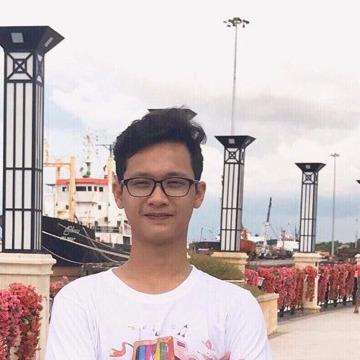 Htut Naing Thwin, 20, Yangon, Myanmar