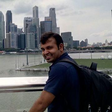 Bhavesh, 31, Surabaya, Indonesia