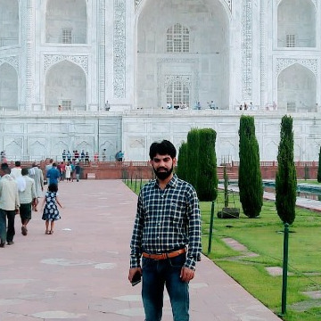 Vinit Dwivedi, 32, New Delhi, India