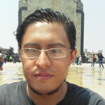 Ricardo Galindo, 25, Mexico City, Mexico