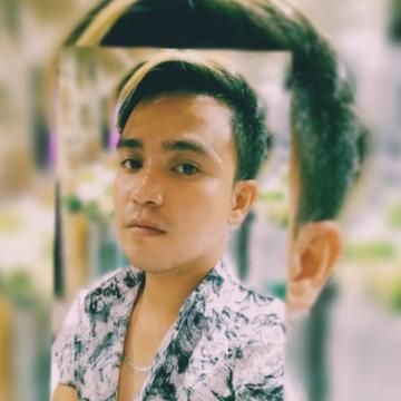 Cerilo L. Gasiong, 28, Zamboanga, Philippines