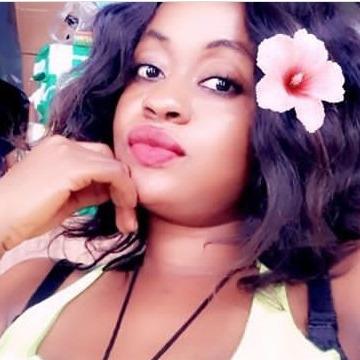Janny Love, 23, Bawku, Ghana