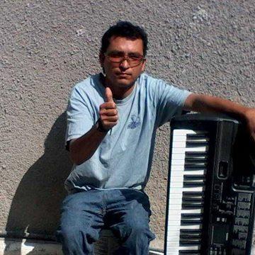 Noe Zavala, 29, Mexico City, Mexico