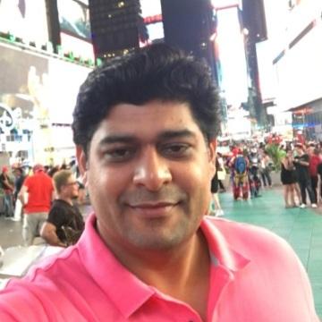 Ashish, 46, New Delhi, India