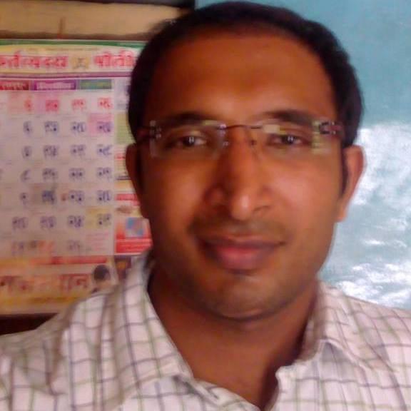 kishor, 35, Mumbai, India