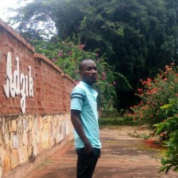 Adzikou Gildas, 23, Accra, Ghana