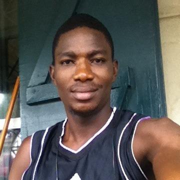 James, 30, Lagos, Nigeria