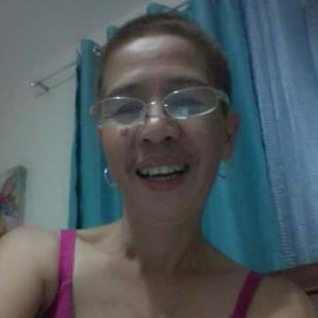Leah Escutin, 58, Bacolod City, Philippines