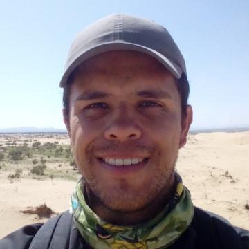 Andrés González, 34, Heredia, Costa Rica