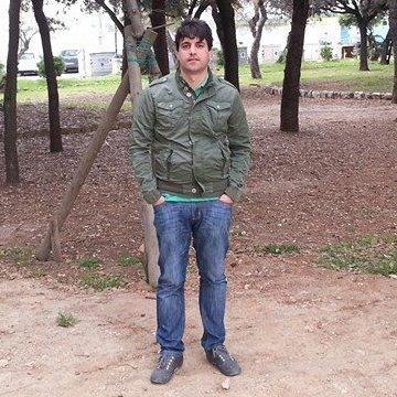 Valentino Martella, 35, Rome, Italy