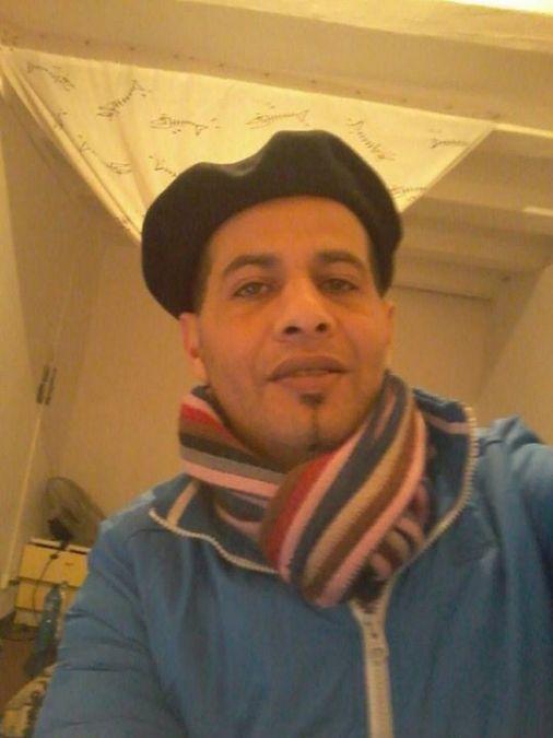 Sabir Safiman, 46, Barcelona, Spain
