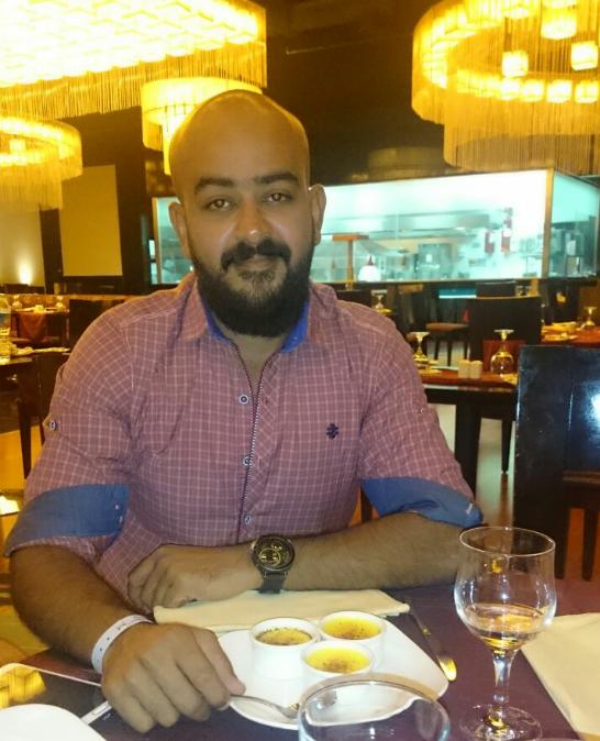 Ramy Osama, 33, Cairo, Egypt