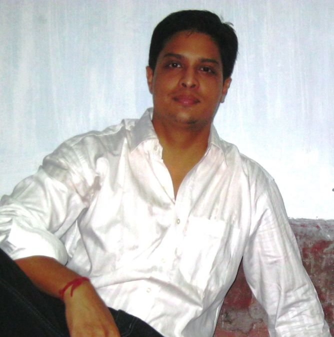 Raj Rc, 35, New Delhi, India