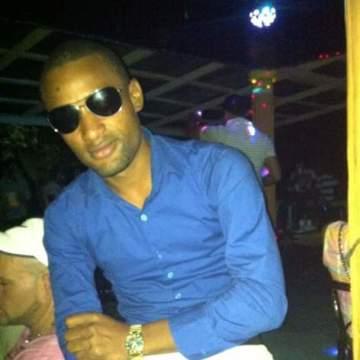 Felipe Arias, 31, Santo Domingo, Dominican Republic