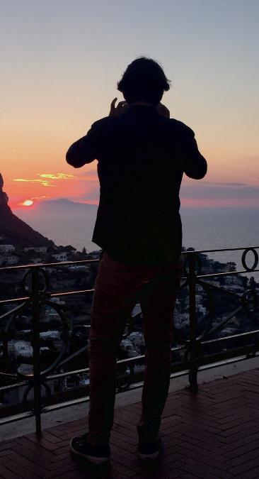 Sergio de lizza, 39, Sorrento, Italy