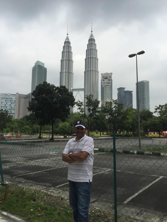 Imran Imzy, 43, Kuala Lumpur, Malaysia