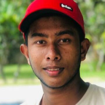 Abdul Hakeem, 18, Colombo, Sri Lanka