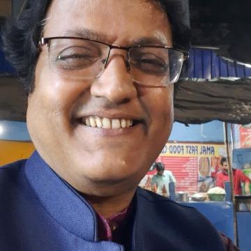 Biswanath Paul, 48, Calcutta, India