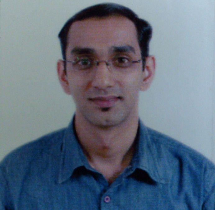 Omkar Gohad, 39, Pune, India
