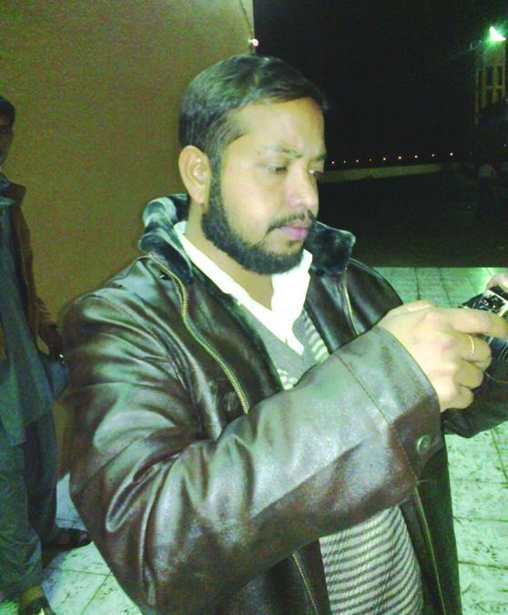 Rashid Husain, 33, Bishah, Saudi Arabia