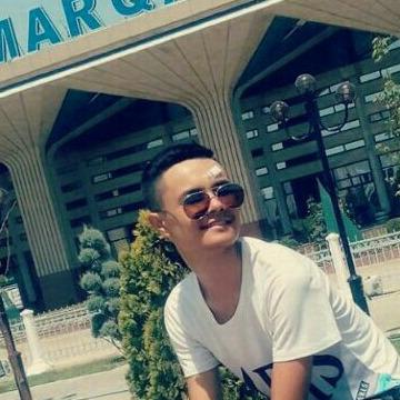 Emir, 18, Samarkand, Uzbekistan