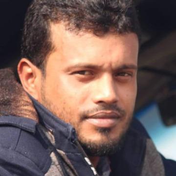 Rasel Ahmed, 31, Dhaka, Bangladesh