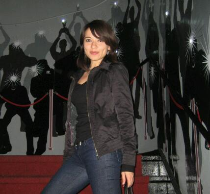 Nancy, 36, Mexico City, Mexico