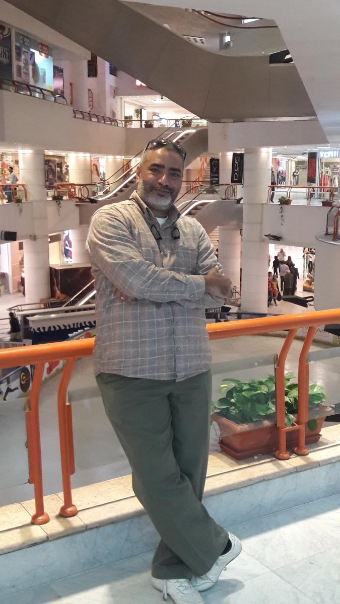 Mohamed Ragab, 54, Cairo, Egypt