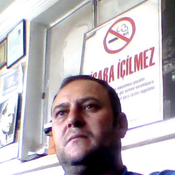 Ender Turhan, 48, Istanbul, Turkey